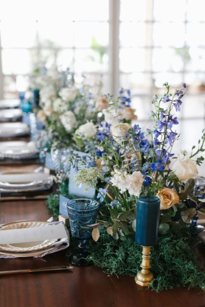 wedding florals from touch of whimsy