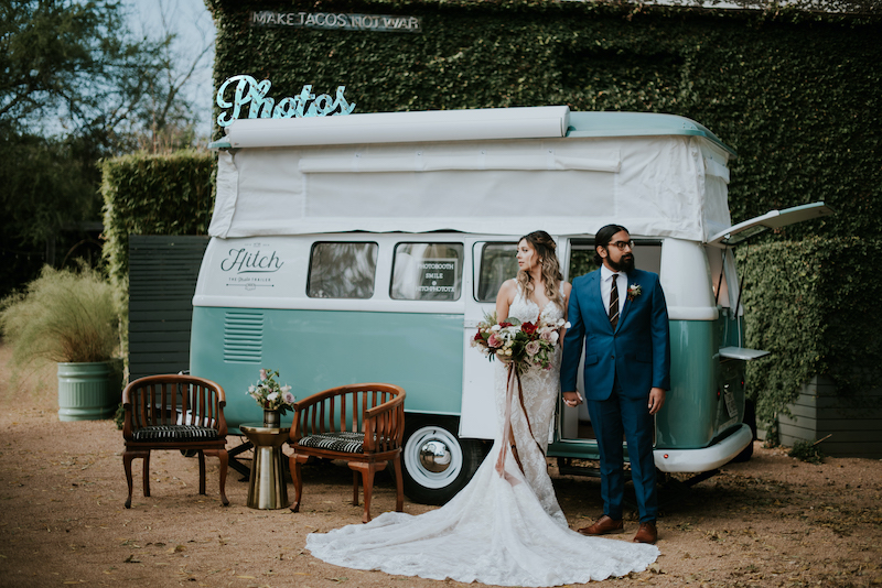 Hitch the Photo Trailer - Austin Wedding Entertainment + Photo Booth