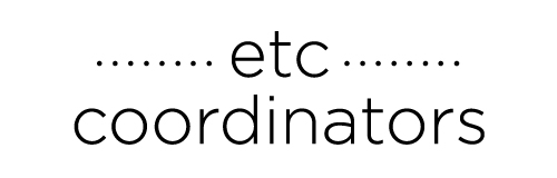 Etc. Coordinators - Austin Wedding Planner