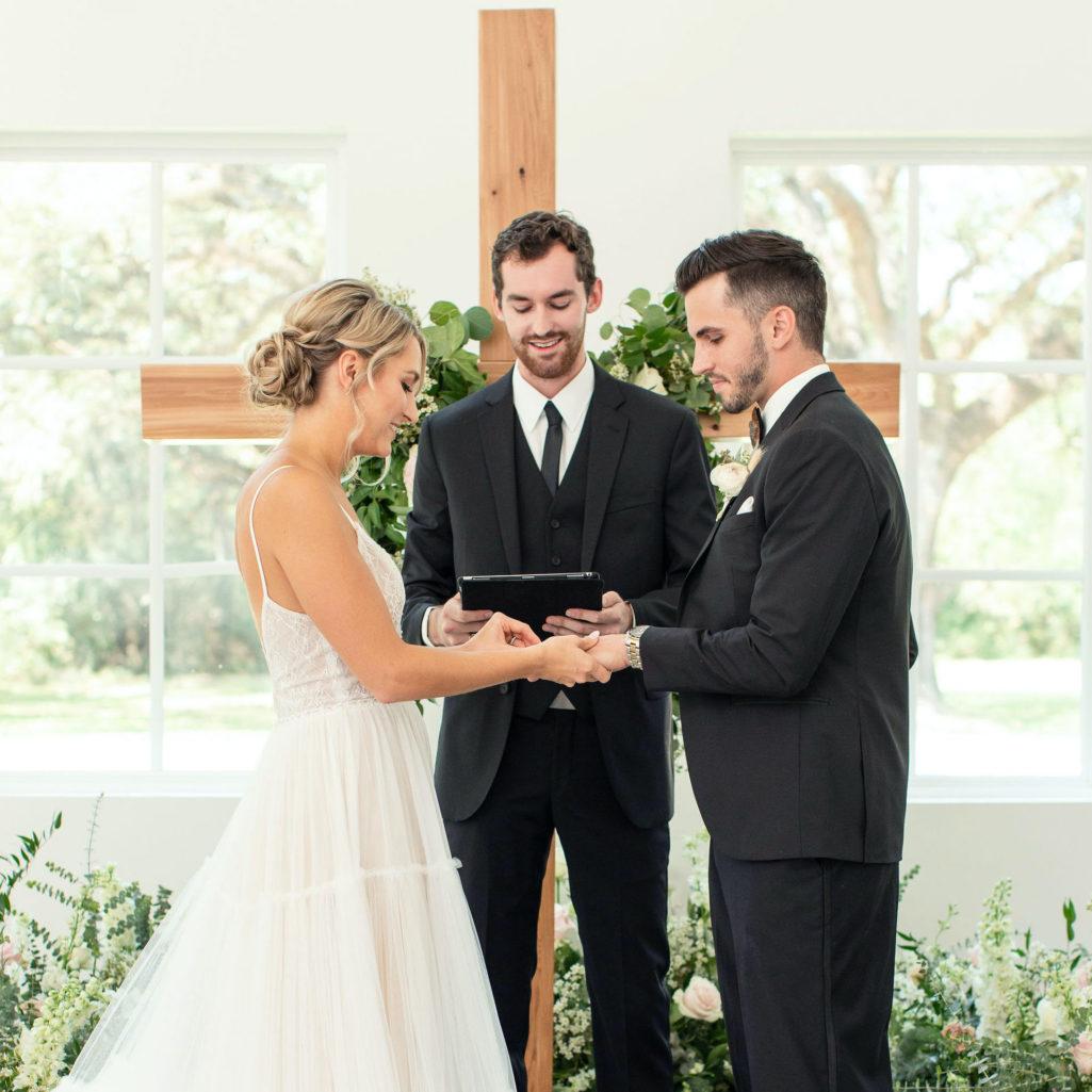 Officially Oaks - Austin Wedding Officiant