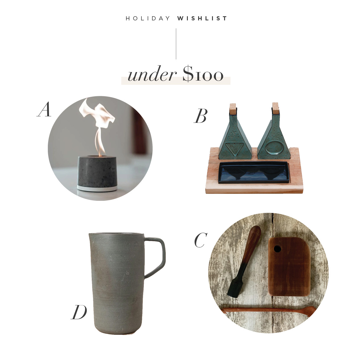 Our Wishlist From The Dowry – Unique, Ethical Gifting Under $100