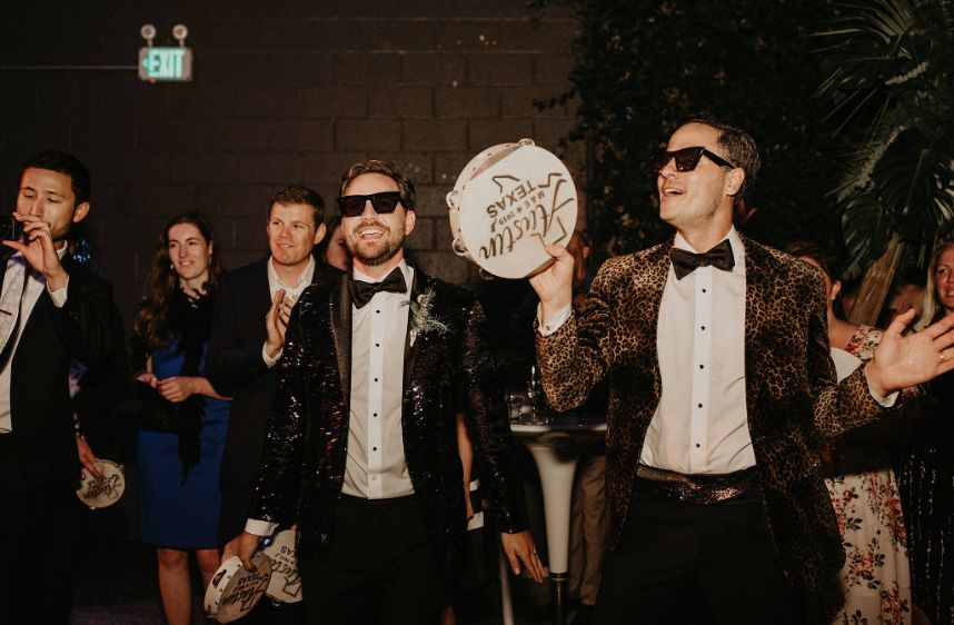 How to Create Your Perfect Wedding Playlists