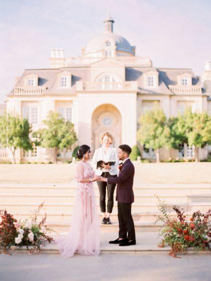 Chic European Romance Wedding Inspiration Austin Wedding Planner Lauren Field Design Austin Wedding Photographer Kristin La Voie Photography