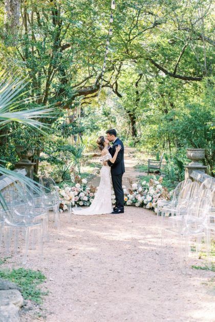 Timeless Romance Wedding Inspiration Austin Wedding Venue The Contemporary Austin - Laguna Gloria Austin Wedding Photographer The Crakes
