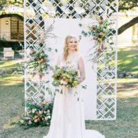 Calming Summer Wedding Inspiration Austin Wedding Planner Lotus Events Austin Wedding Florist Floral Design Bella by Sara