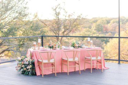 Retro Meets Modern Editorial Austin Wedding Planner Heavenly Weddings Austin Wedding Florist Flowers Wildly Cultivated Floral Design