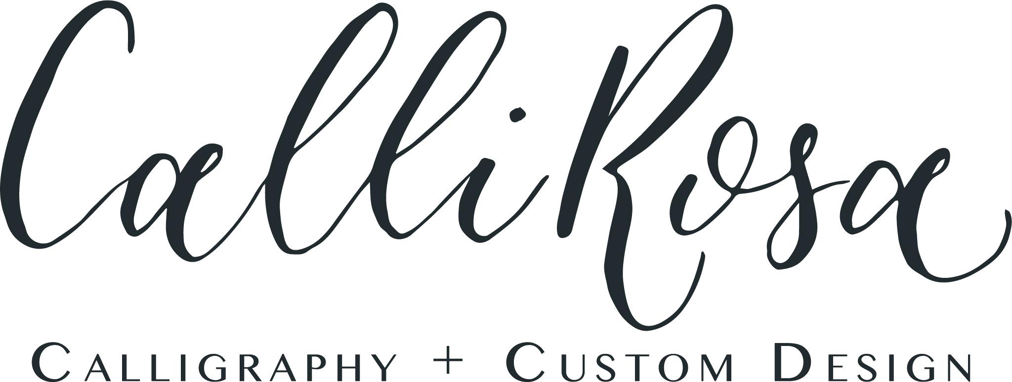CalliRosa Calligraphy, Invitations