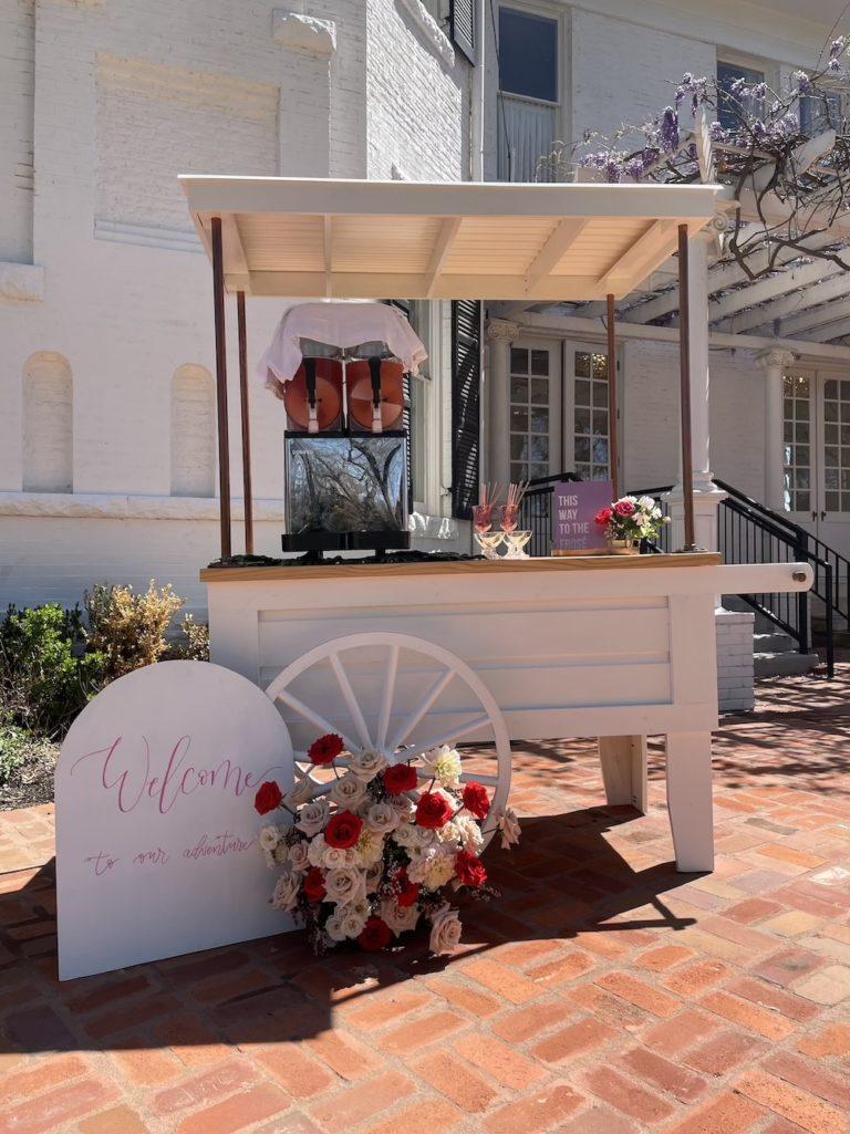 Blush Bar - Austin Wedding This + That