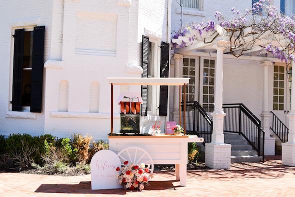 Blush Bar - Austin Wedding Catering