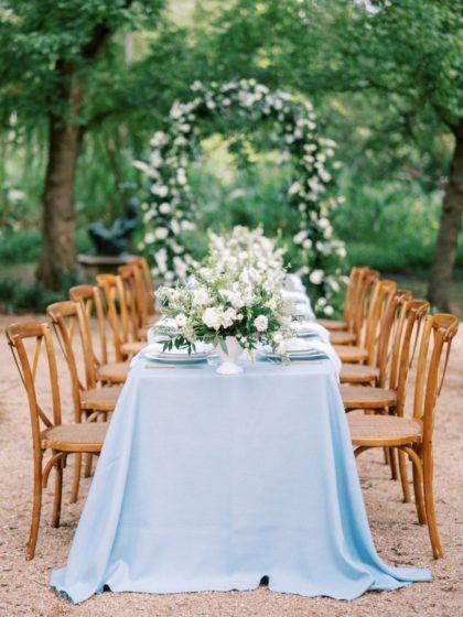 Garden Sophisticate Wedding Inspiration Austin Wedding Planner Middleton Events Austin Wedding Photographer Caitlin Rose Photography