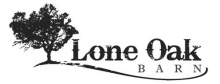 Lone Oak Barn - Austin Wedding Venues