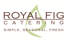 Royal Fig Catering - Austin Wedding Catering