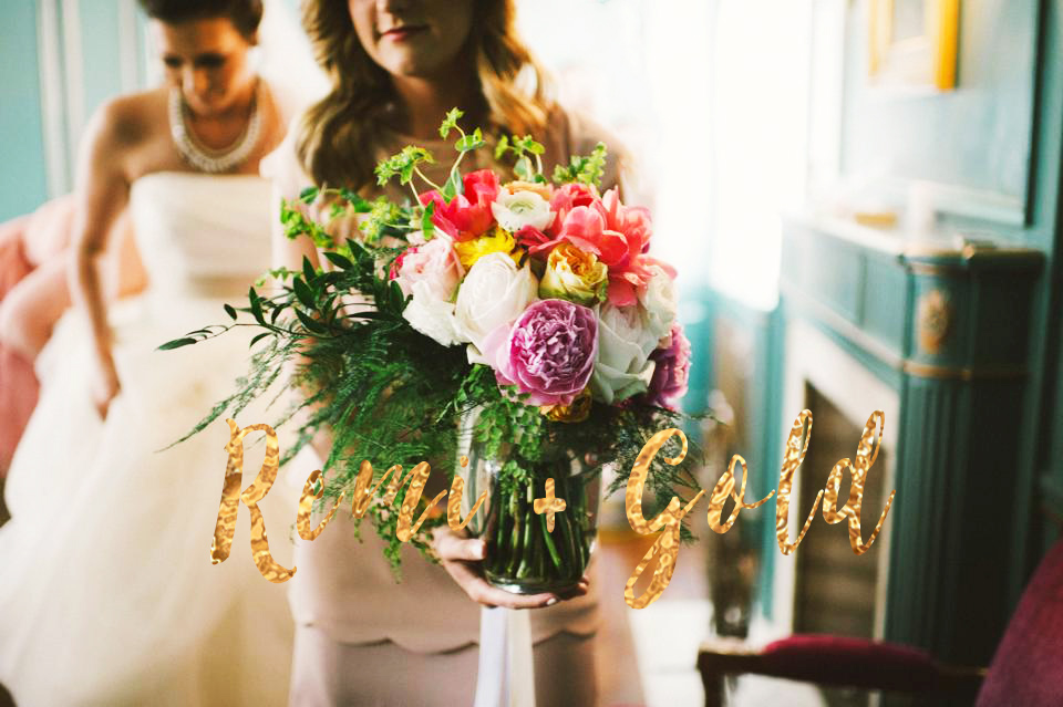 Remi & Gold - Austin Wedding Floral
