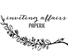 Inviting Affairs - Austin Wedding Invitations
