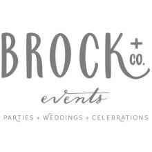 Brock + Co. Events - Austin Wedding Wedding Planner